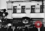 Image of October Revolution of Russian Revolution Russia, 1917, second 13 stock footage video 65675072430