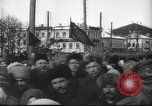 Image of October Revolution of Russian Revolution Russia, 1917, second 23 stock footage video 65675072430