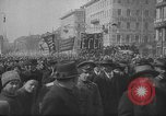 Image of October Revolution of Russian Revolution Russia, 1917, second 27 stock footage video 65675072430