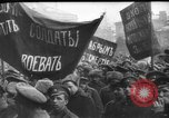 Image of October Revolution of Russian Revolution Russia, 1917, second 33 stock footage video 65675072430