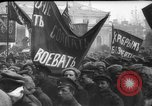 Image of October Revolution of Russian Revolution Russia, 1917, second 34 stock footage video 65675072430