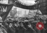 Image of October Revolution of Russian Revolution Russia, 1917, second 37 stock footage video 65675072430