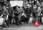 Image of Army versus Navy baseball in Anglo American Baseball League London England United Kingdom, 1917, second 7 stock footage video 65675072434