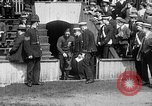 Image of Army versus Navy baseball in Anglo American Baseball League London England United Kingdom, 1917, second 16 stock footage video 65675072434