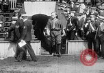 Image of Army versus Navy baseball in Anglo American Baseball League London England United Kingdom, 1917, second 18 stock footage video 65675072434
