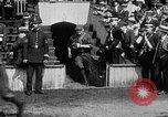 Image of Army versus Navy baseball in Anglo American Baseball League London England United Kingdom, 1917, second 21 stock footage video 65675072434