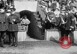 Image of Army versus Navy baseball in Anglo American Baseball League London England United Kingdom, 1917, second 27 stock footage video 65675072434