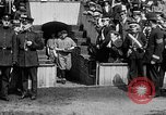 Image of Army versus Navy baseball in Anglo American Baseball League London England United Kingdom, 1917, second 28 stock footage video 65675072434
