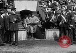 Image of Army versus Navy baseball in Anglo American Baseball League London England United Kingdom, 1917, second 29 stock footage video 65675072434