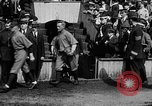 Image of Army versus Navy baseball in Anglo American Baseball League London England United Kingdom, 1917, second 38 stock footage video 65675072434