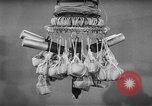 Image of Japanese balloon bomb demonstration Pacific Theater, 1945, second 2 stock footage video 65675072437