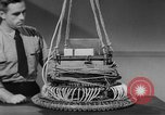 Image of Japanese balloon bomb demonstration Pacific Theater, 1945, second 13 stock footage video 65675072437