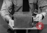 Image of Japanese balloon bomb demonstration Pacific Theater, 1945, second 37 stock footage video 65675072437