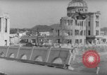 Image of damaged buildings from Atomic bomb in Hiroshima Hiroshima Japan, 1946, second 5 stock footage video 65675072448