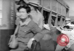 Image of damaged buildings from Atomic bomb in Hiroshima Hiroshima Japan, 1946, second 12 stock footage video 65675072448