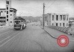 Image of damaged buildings from Atomic bomb in Hiroshima Hiroshima Japan, 1946, second 31 stock footage video 65675072448