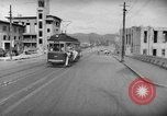 Image of damaged buildings from Atomic bomb in Hiroshima Hiroshima Japan, 1946, second 32 stock footage video 65675072448