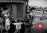 Image of damaged buildings from Atomic bomb in Hiroshima Hiroshima Japan, 1946, second 41 stock footage video 65675072448