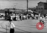 Image of damaged buildings from Atomic bomb in Hiroshima Hiroshima Japan, 1946, second 44 stock footage video 65675072448