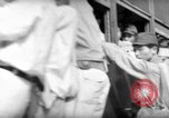 Image of damaged buildings from Atomic bomb in Hiroshima Hiroshima Japan, 1946, second 55 stock footage video 65675072448
