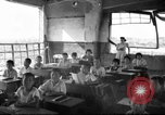 Image of school children in Hiroshima after atomic bomb Hiroshima Japan, 1946, second 1 stock footage video 65675072452