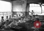 Image of school children in Hiroshima after atomic bomb Hiroshima Japan, 1946, second 2 stock footage video 65675072452