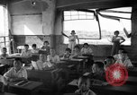 Image of school children in Hiroshima after atomic bomb Hiroshima Japan, 1946, second 5 stock footage video 65675072452