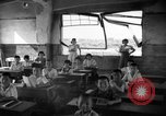 Image of school children in Hiroshima after atomic bomb Hiroshima Japan, 1946, second 6 stock footage video 65675072452