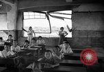 Image of school children in Hiroshima after atomic bomb Hiroshima Japan, 1946, second 8 stock footage video 65675072452