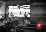Image of school children in Hiroshima after atomic bomb Hiroshima Japan, 1946, second 9 stock footage video 65675072452