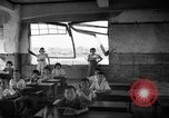 Image of school children in Hiroshima after atomic bomb Hiroshima Japan, 1946, second 10 stock footage video 65675072452