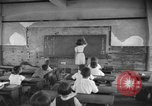 Image of school children in Hiroshima after atomic bomb Hiroshima Japan, 1946, second 16 stock footage video 65675072452