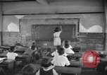 Image of school children in Hiroshima after atomic bomb Hiroshima Japan, 1946, second 17 stock footage video 65675072452