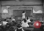 Image of school children in Hiroshima after atomic bomb Hiroshima Japan, 1946, second 18 stock footage video 65675072452