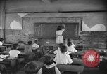 Image of school children in Hiroshima after atomic bomb Hiroshima Japan, 1946, second 20 stock footage video 65675072452