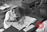 Image of school children in Hiroshima after atomic bomb Hiroshima Japan, 1946, second 23 stock footage video 65675072452