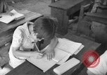 Image of school children in Hiroshima after atomic bomb Hiroshima Japan, 1946, second 24 stock footage video 65675072452
