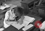 Image of school children in Hiroshima after atomic bomb Hiroshima Japan, 1946, second 25 stock footage video 65675072452