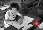 Image of school children in Hiroshima after atomic bomb Hiroshima Japan, 1946, second 26 stock footage video 65675072452