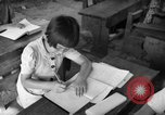 Image of school children in Hiroshima after atomic bomb Hiroshima Japan, 1946, second 27 stock footage video 65675072452