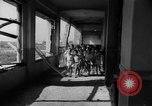 Image of school children in Hiroshima after atomic bomb Hiroshima Japan, 1946, second 35 stock footage video 65675072452