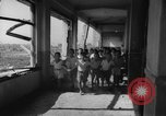Image of school children in Hiroshima after atomic bomb Hiroshima Japan, 1946, second 37 stock footage video 65675072452