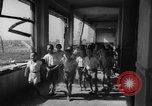 Image of school children in Hiroshima after atomic bomb Hiroshima Japan, 1946, second 38 stock footage video 65675072452