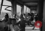 Image of school children in Hiroshima after atomic bomb Hiroshima Japan, 1946, second 40 stock footage video 65675072452
