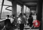 Image of school children in Hiroshima after atomic bomb Hiroshima Japan, 1946, second 42 stock footage video 65675072452