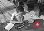 Image of school children in Hiroshima after atomic bomb Hiroshima Japan, 1946, second 45 stock footage video 65675072452