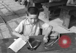 Image of school children in Hiroshima after atomic bomb Hiroshima Japan, 1946, second 46 stock footage video 65675072452
