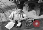 Image of school children in Hiroshima after atomic bomb Hiroshima Japan, 1946, second 47 stock footage video 65675072452