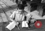 Image of school children in Hiroshima after atomic bomb Hiroshima Japan, 1946, second 48 stock footage video 65675072452
