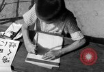 Image of school children in Hiroshima after atomic bomb Hiroshima Japan, 1946, second 61 stock footage video 65675072452